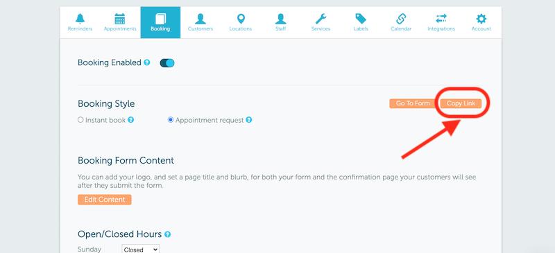 Webinar registration self-booking